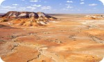 Lake Eyre Tours - Breakaways, Coober Pedy